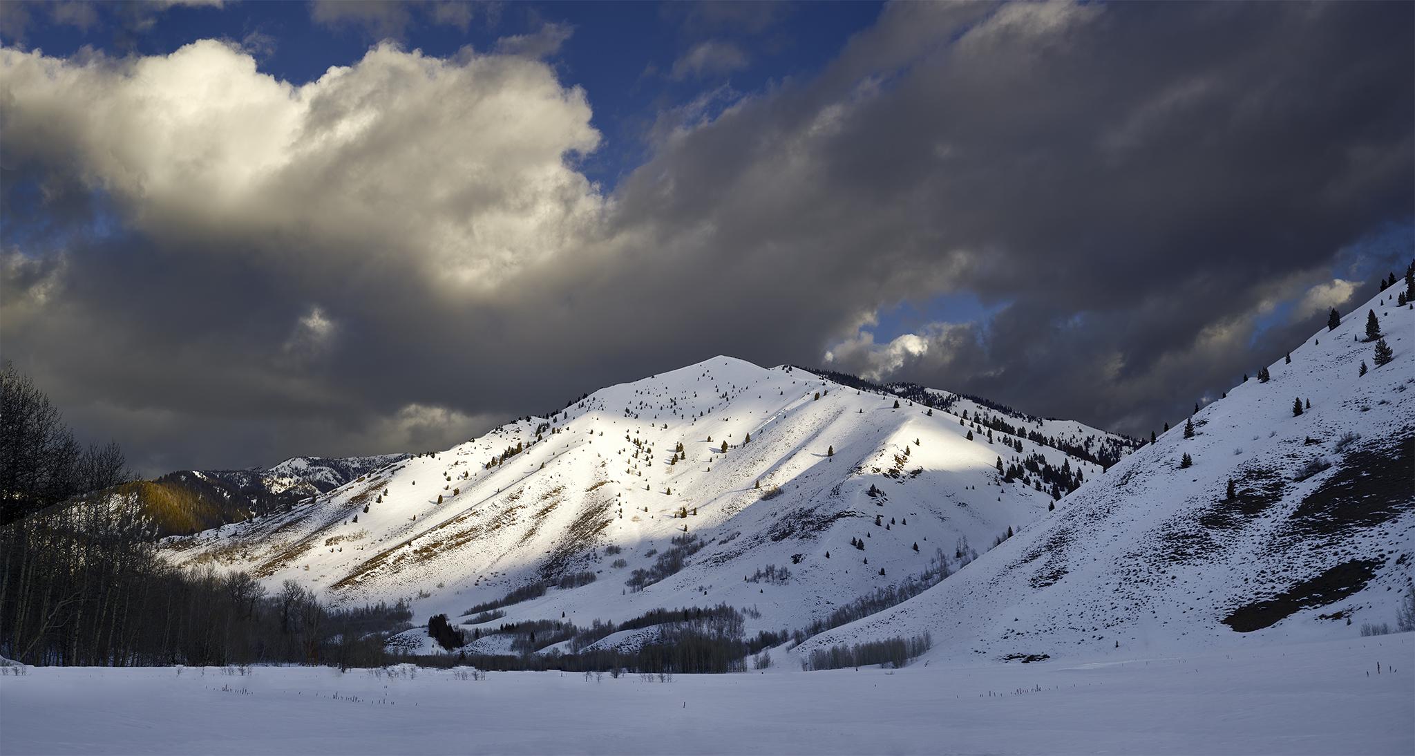 Big Ski Boulders